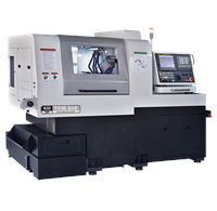 KSI Model TCM 20S Swiss Automatic Lathe